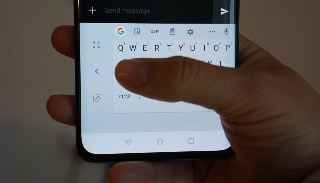 disable Haptic feedback on OnePlus 7 Pro and OnePlus 7