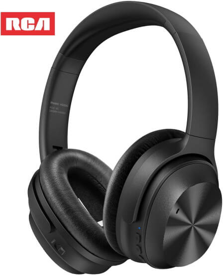 RCA Bluetooth 5.0 Headphones