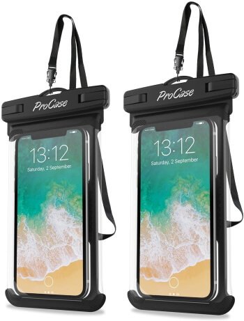 Procase Universal Waterproof Pouch