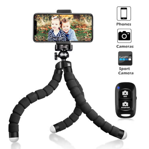 UBeesize Tripod Stand for Note 10Plus