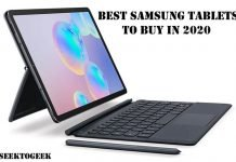Best Samsung Tablets to buy in 2020
