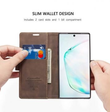 Best Wallet cases for Samsung Note 10