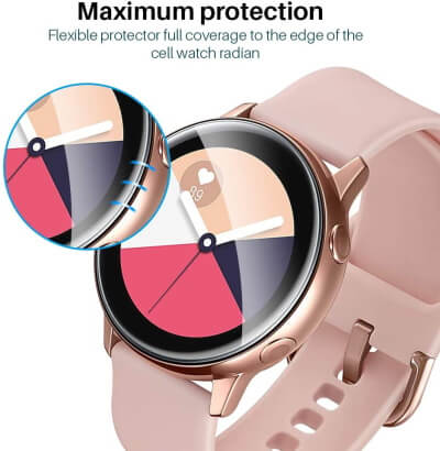 LK Galaxy Watch 2 Glass Screen Protector