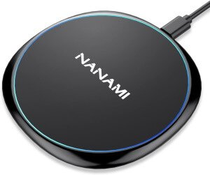 NANAMI Wireless Charging Pad for Samsung Buds