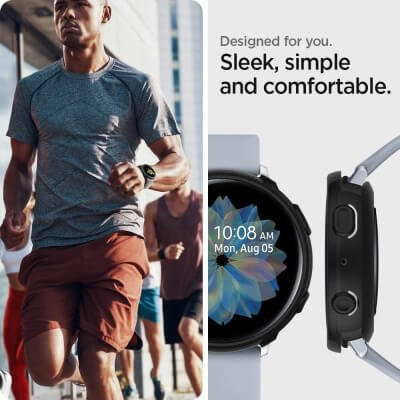 Spigen - Galaxy Watch Active 44mm Screen Protector