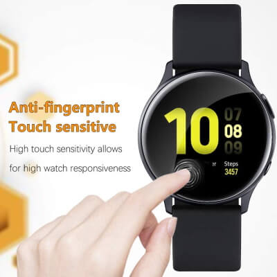 UniqueMe - Galaxy Watch Active 44mm Screen Protector