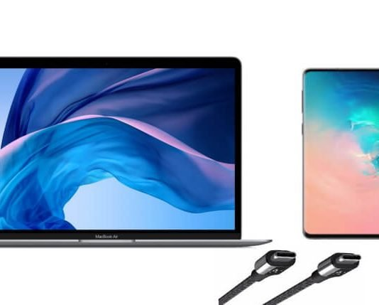 mac won't recognize samsung s10plus and s10