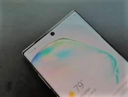Note 10, Note 10Plus Screen Repair Cost