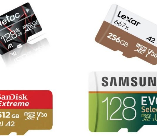 Best MicroSD Cards for Galaxy S20Plus, S20 to Record 8K Videos