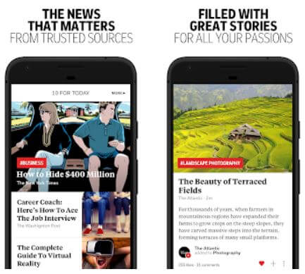 Flipboard News App Android