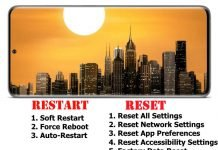 How to Reset and Restart Samsung S20 and S20Plus