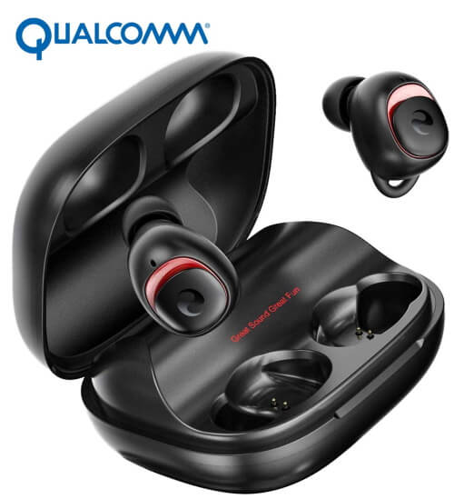 Qualcomm Wireless Earbuds For Galaxy S20, S20Plus