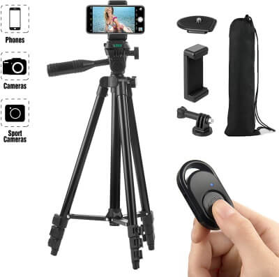 Hitch Android Phone Tripod