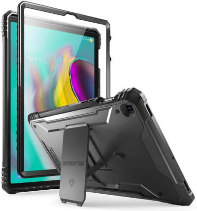 Poetic Screen Protector with the Case for Tab S5e
