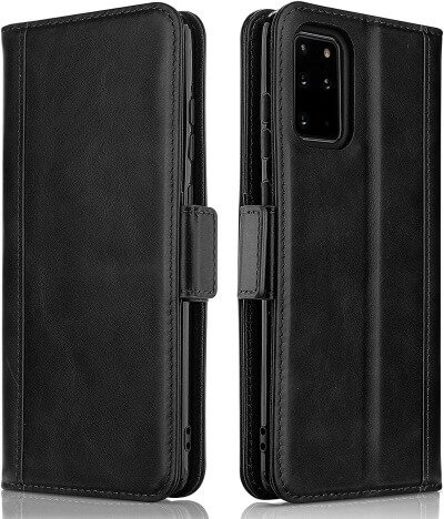 Procase Galaxy S20 Leather Wallet Case