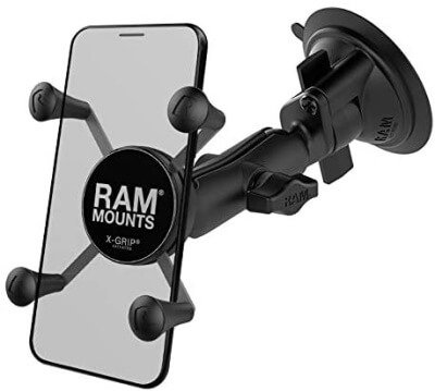 Ram Mounts Twist Suction S20 Car Holder