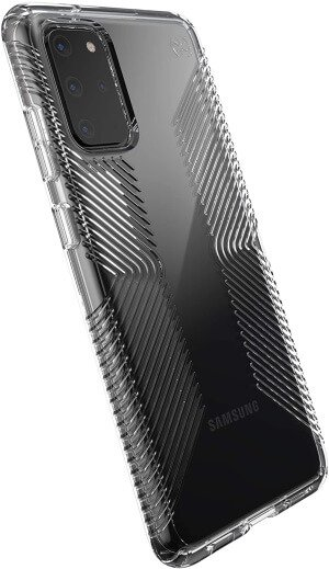 Speck Clear Case with Side Grip