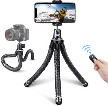 UBeesize Flexible Cell Phone Tripod