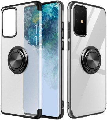 WATCHE Magnetic Mount Clear Case