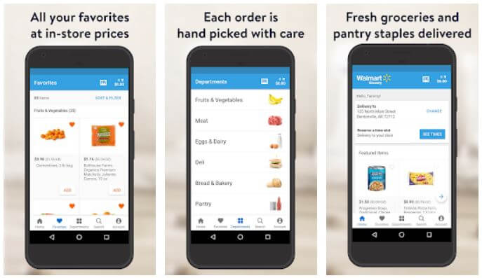 Walmart Price Comparison App for iOS