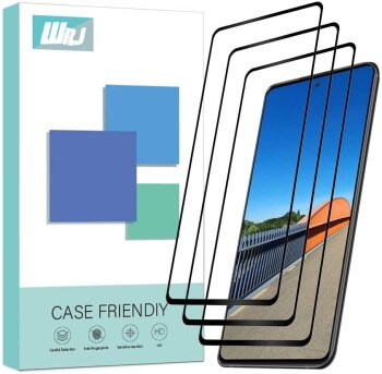 9H Tempered Glass Protector for Samsung S10 Lite