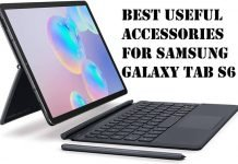 Best Accessories for Samsung Galaxy Tab S6