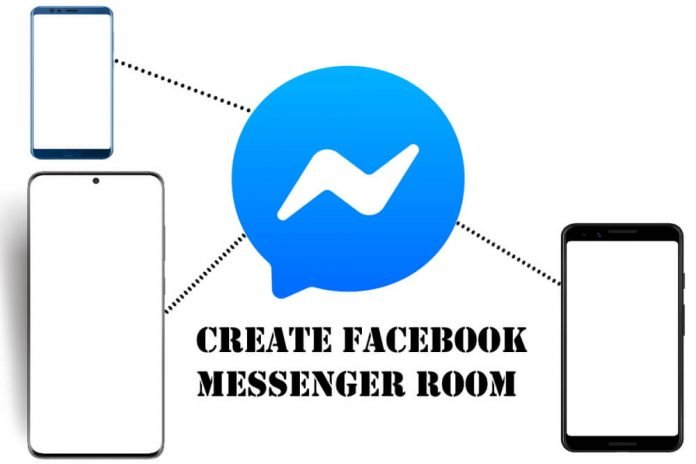 How to Create Facebook Messenger Room on Android