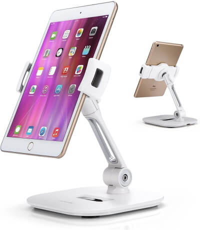 AboveTEK Tablet Stand for Galaxy Tab S6 Tab S5e