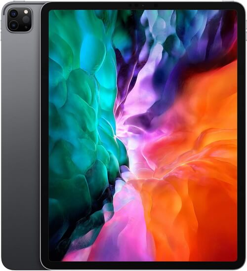 Apple iPad Pro 12.9-inch – The Best Apple Tablet for Teenager 2020