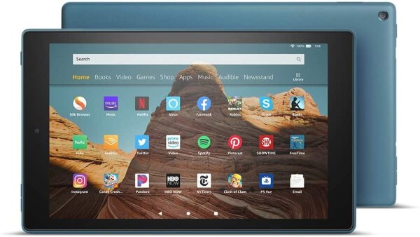 Fire HD 10 Tablet – The Best Cheap Tablet For Teenager in 2020