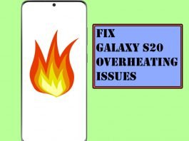 Galaxy S20 Ultra, S20 Overheating Issues