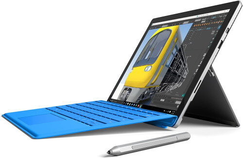 Microsoft Surface Pro 4 – Best in Budget Windows Tab in 2020