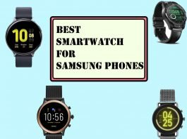 Best Smartwatch for Samsung Phones in 2020