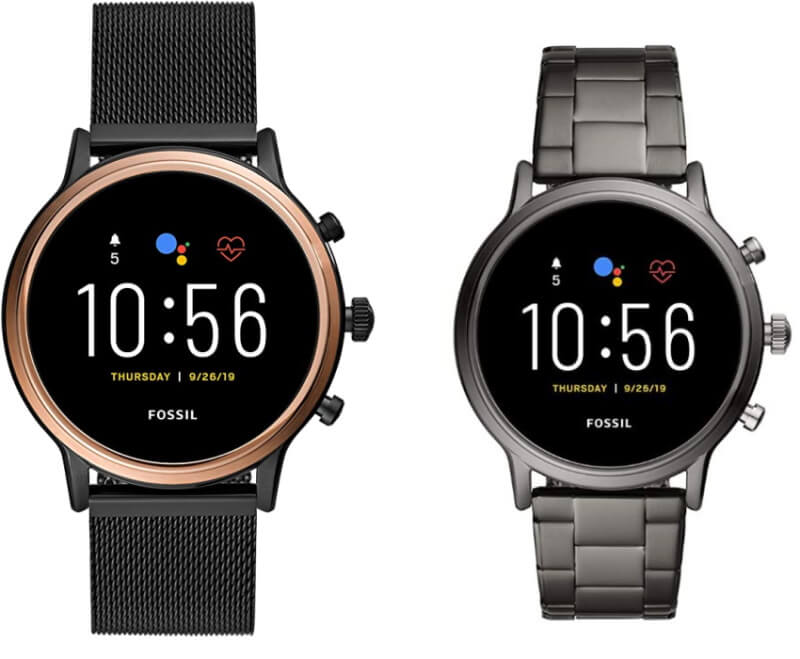 Fossil Gen 5 - Stylish Smartwatch for Men & Women
