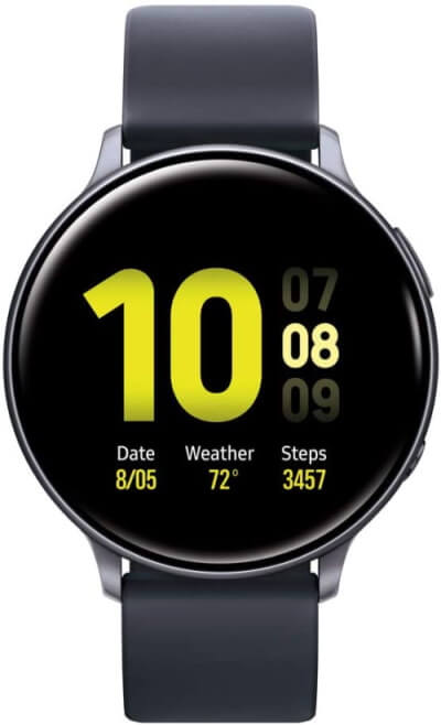 Galaxy Watch Active 2 - Best Watch for Samsung Phones
