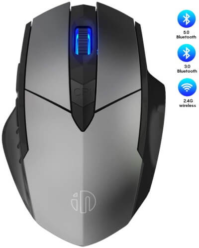 INPHIC Multi-Device Rechargeable Mouse