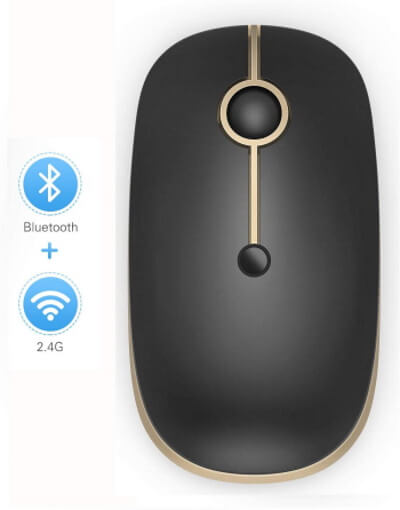 Jelly Comb (Bluetooth + 2.4G) Mouse