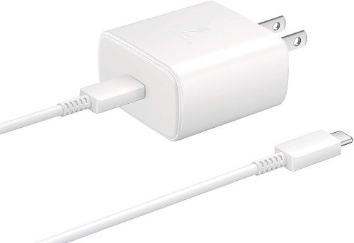 Samsung Original 45W Fast Charger for Note 10 Plus