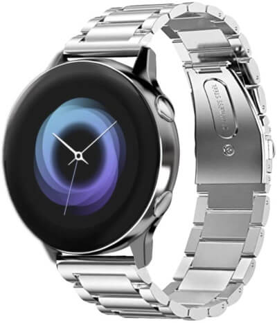 Stainless Steel Strap for Galaxy Watch Active 2 Watch Active