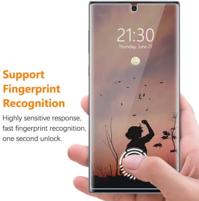 UniqueMe Screen Protector