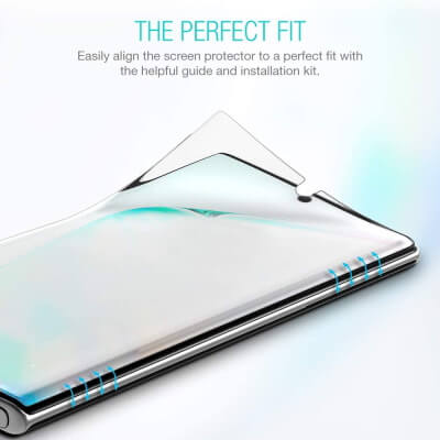 XClear TPU Film Anti-Scratch Screen Protector