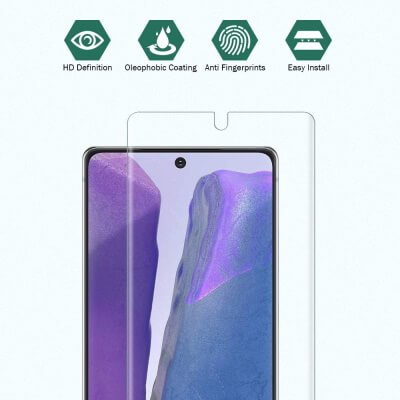 Best Accessories Screen Protector Samsung Note 20, Note 20 Ultra