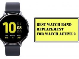 Best Samsung Watch 2 Band Replacements