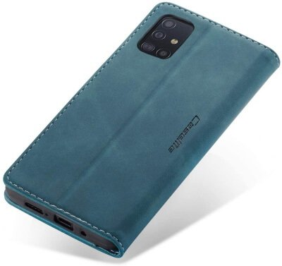 Kowauri Leather Case with Magnetic Closure