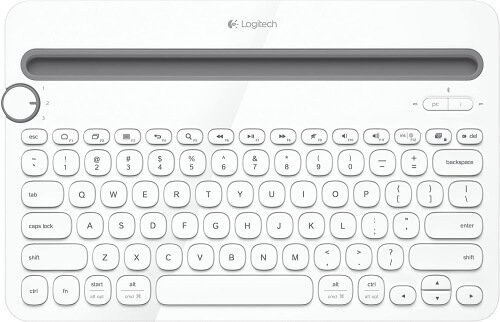 Logitech Bluetooth Keyboard with Cross Compatibility
