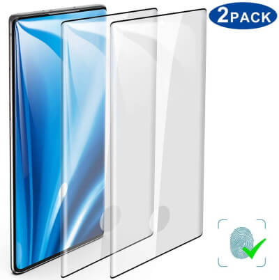 Maxboss Tempered Glass Protector for Note 20 Ultra