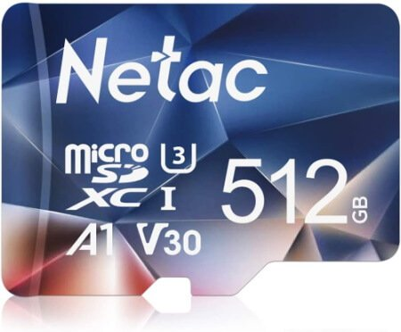 NETAC High Speed Memory Card for Galaxy Note 20