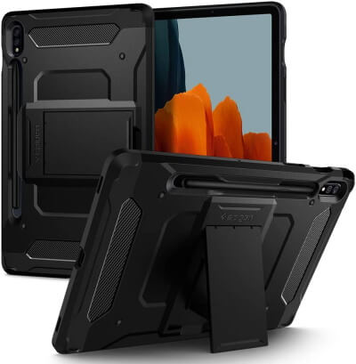 Spigen Tough Armor Pro for Samsung Tab S7