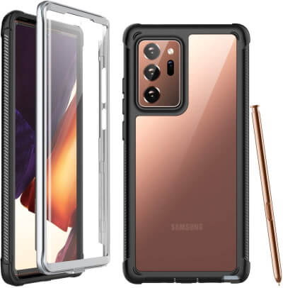 Temdan Case with Built-in Screen Protector