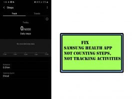 Fix Samsung Health App Not Counting Steps, Tracking Activity After Update